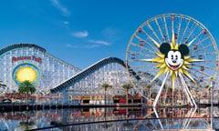 theme parks   disneyland park & disney california