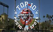 ESPN Wide World of Sports Top 10 Photos Logo