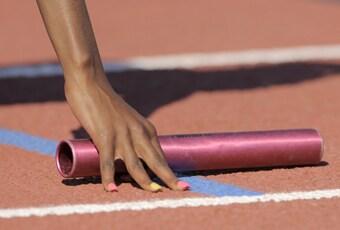 Track & Field Open Icon