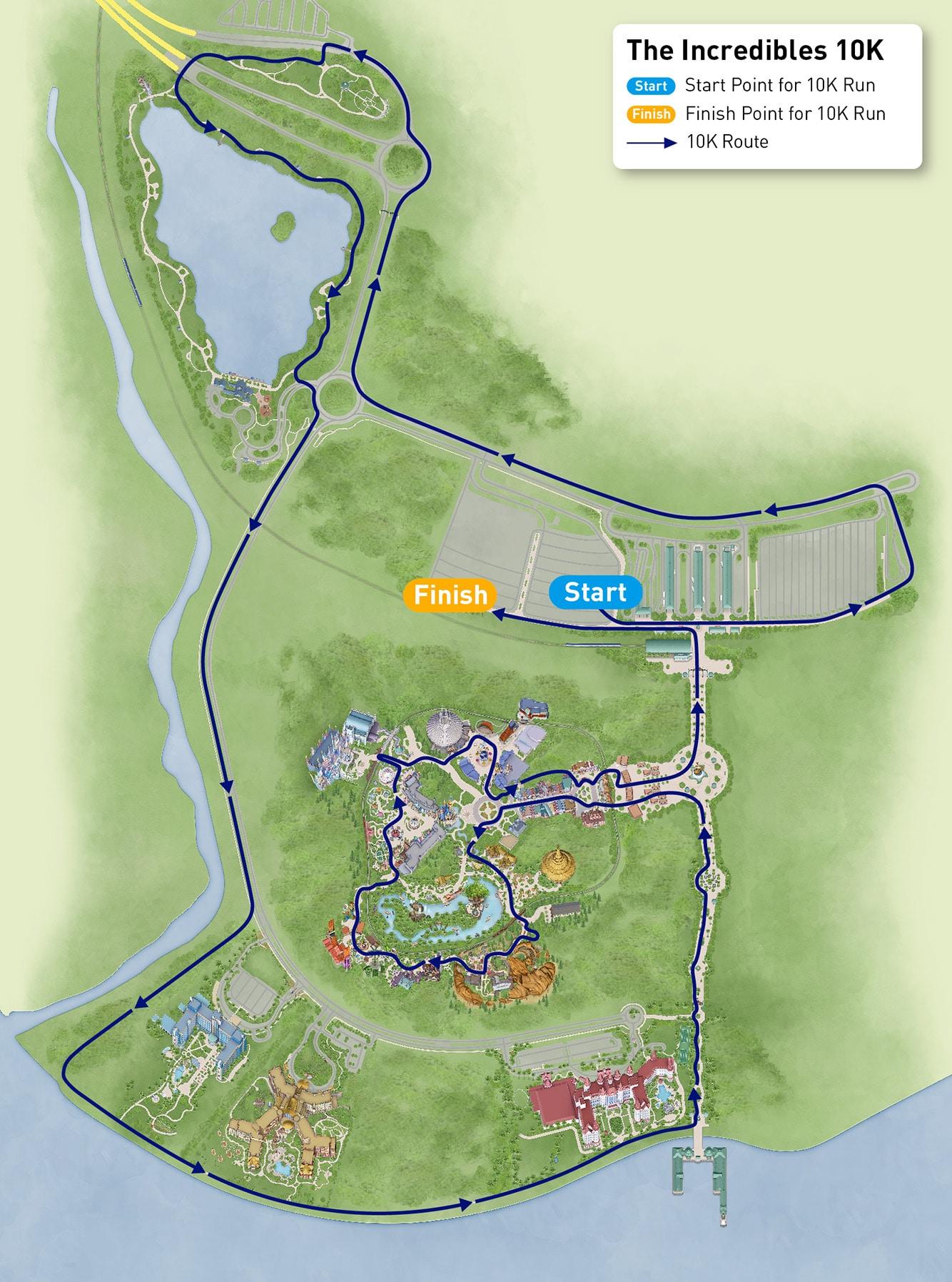 Hong Kong Disneyland 10k Weekend 2018 Presented By Aia Vitality
