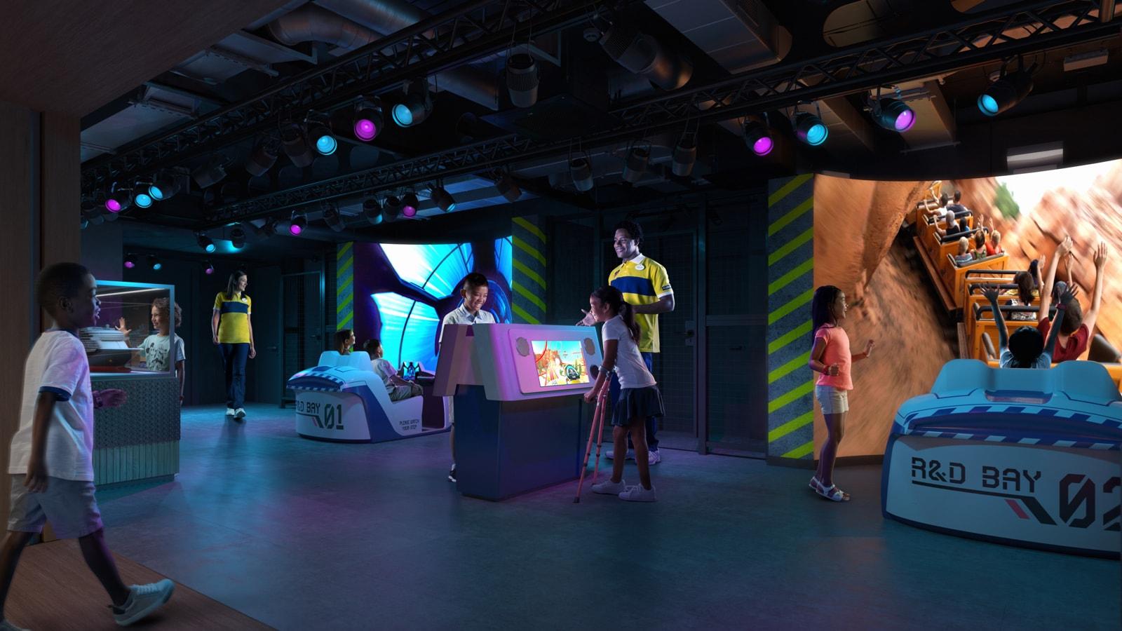 Walt Disney Imagineering Lab