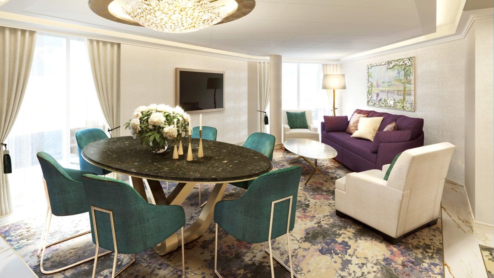 Concierge Royal Suites with Verandah