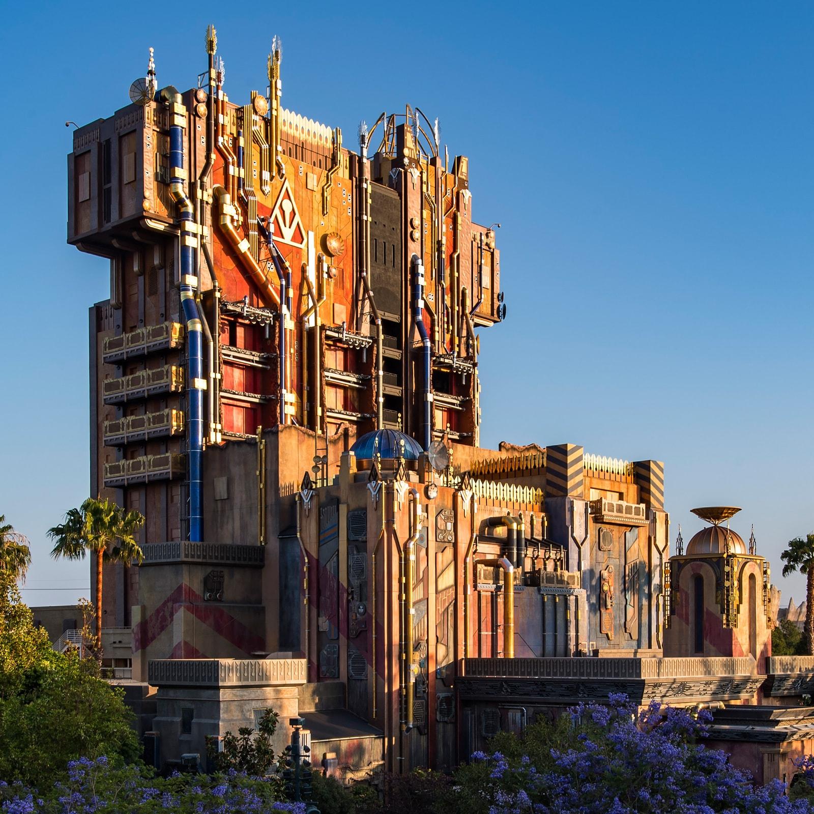 Star Tours Rides Amp Attractions Disneyland Park