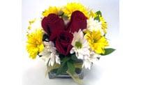 Not-So-Hidden Mickey Floral Bouquet