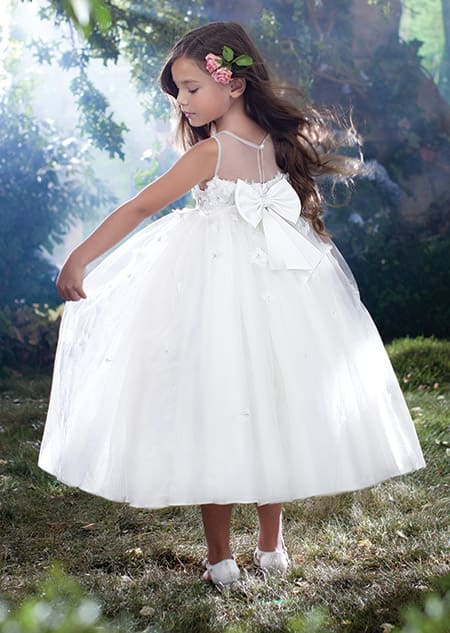 Sleeping Beauty - Collection 3 | Alfred Angelo Flower Girl Dresses ...