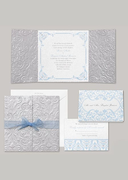 Cinderella Stationary Happily Ever After – Cinderella Wedding Invitation