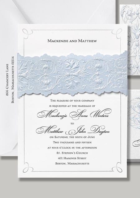 Cinderella Stationary - Once Upon a Time | Wedding Invitations ...