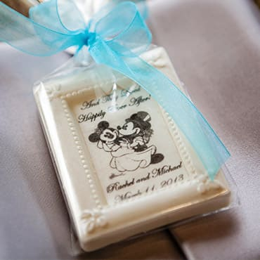 Wedding Invitations and Favors Disneys Fairy Tale Weddings
