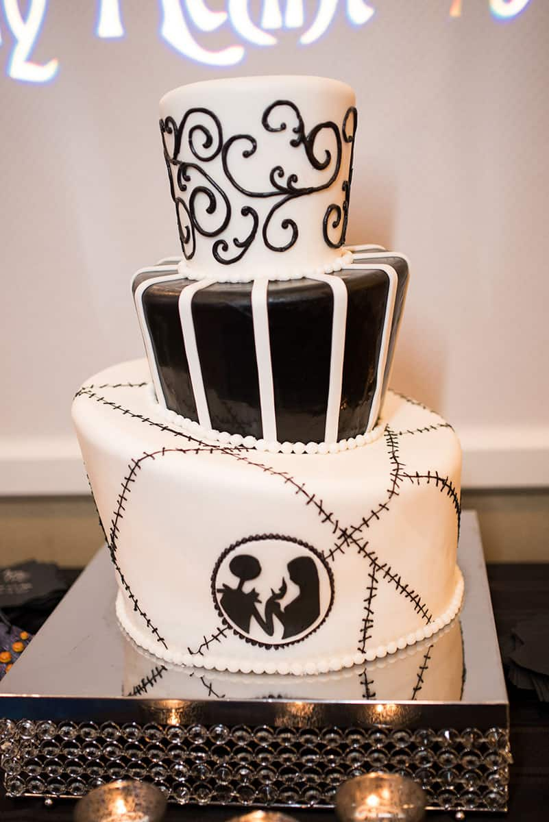 wedding cake wednesday nightmare before christmas disney weddings disney weddings