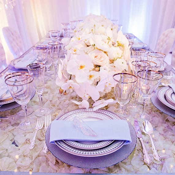 cinderella wedding reception