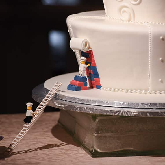 Disney Wedding Cakes Gallery
