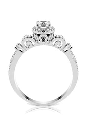 from engagement rings to dazzling ball gowns weve got your back when it comes to living like royalty on your big day and ever after - Disney Wedding Rings