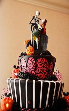Wedding Cake Wednesday Halloween S Pumpkin King Disney