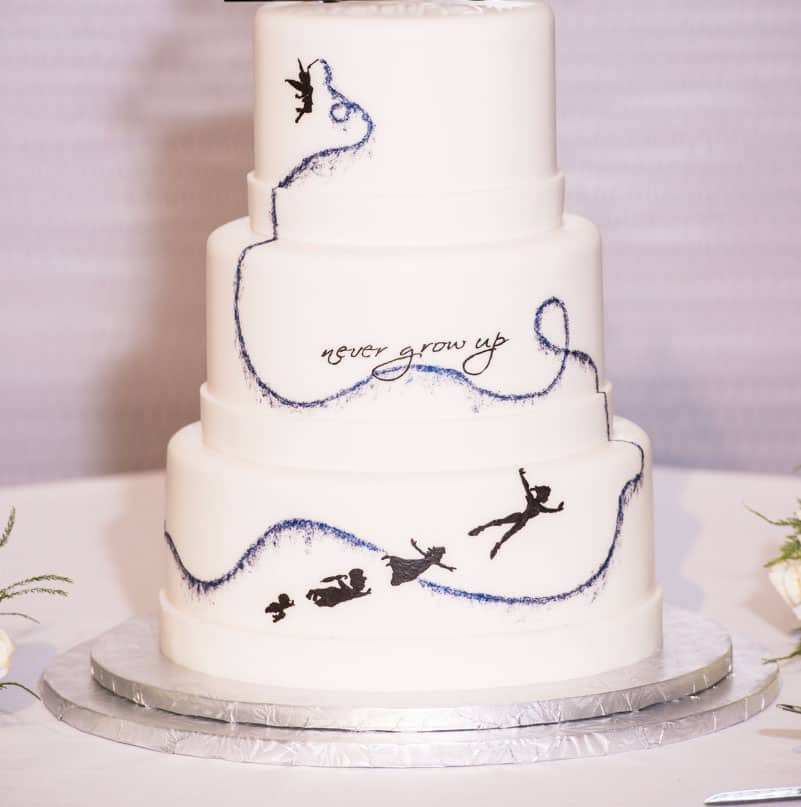 Wedding Cake Wednesday You Can Fly