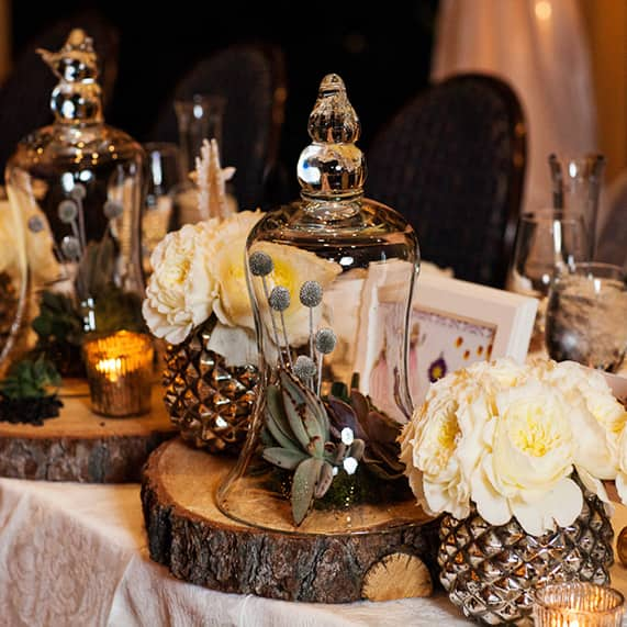 Things We Love: Winter Wedding Decor