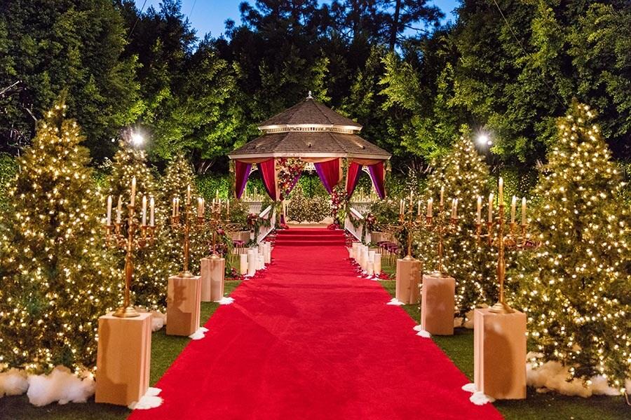 Disney Wedding Decor Royal Holiday Inspiration Disney Weddings