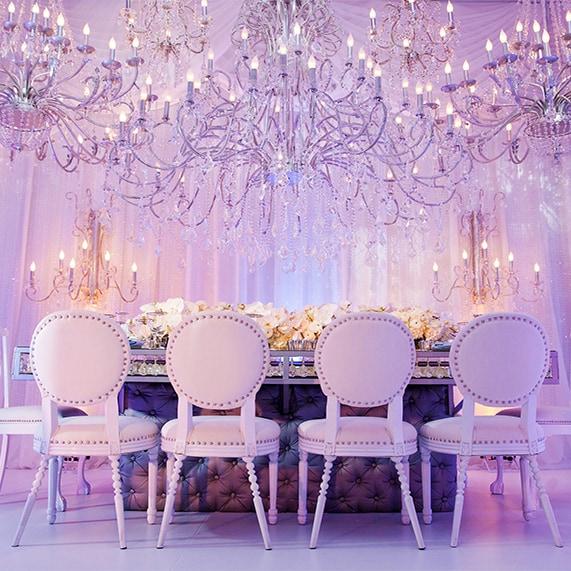 Decor: Disney Cinderella Inspired Wedding Reception ...