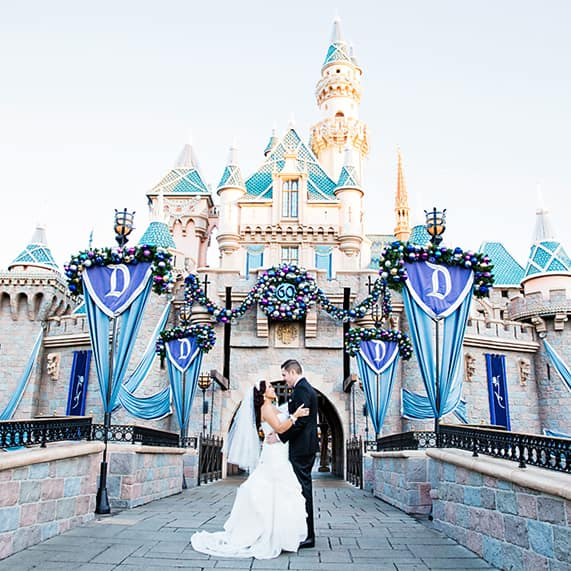Wedding At Disney World: A Very Merry Christmas From Disney Weddings
