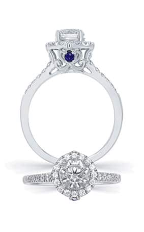 Announcing Enchanted Disney Fine Jewelry Engagement Rings | Disney ...