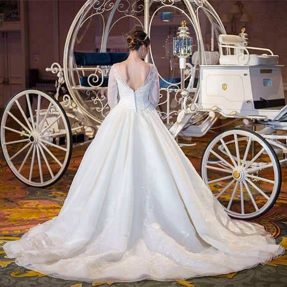 Disney cinderella movie wedding dress by alfred angelo disney