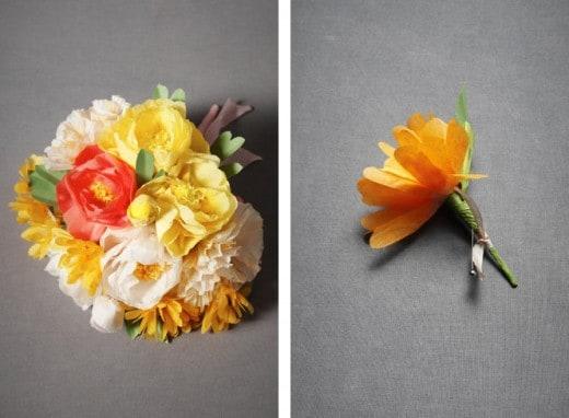 Trend watch tissue paper flowers disney weddings trend watch tissue paper flowers mightylinksfo