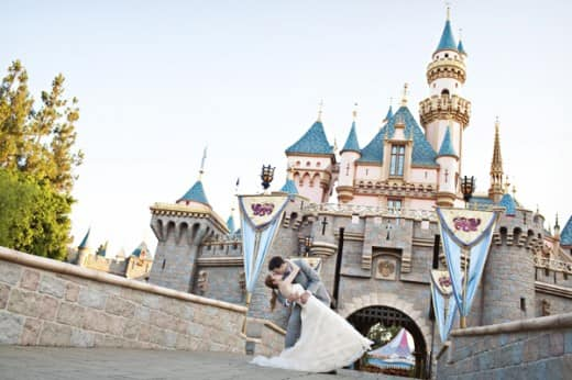 images courtesy of sarina love korri categories disneyland resort real weddings