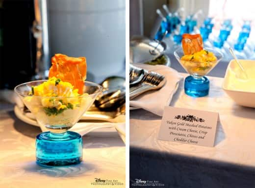 Trend Watch: Mashed Potato Bars | Disney Weddings
