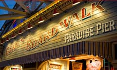 Games of the Boardwalk