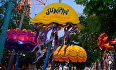 Sign for Jumpin' Jellyfish