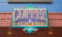The Coffee House Sign