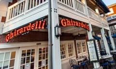 Ghirardelli Soda Fountain and Chocolate Shop