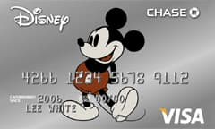 Become a Disney Rewards® Visa® Cardmember