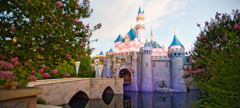 Sleeping Beauty Castle Walkthrough