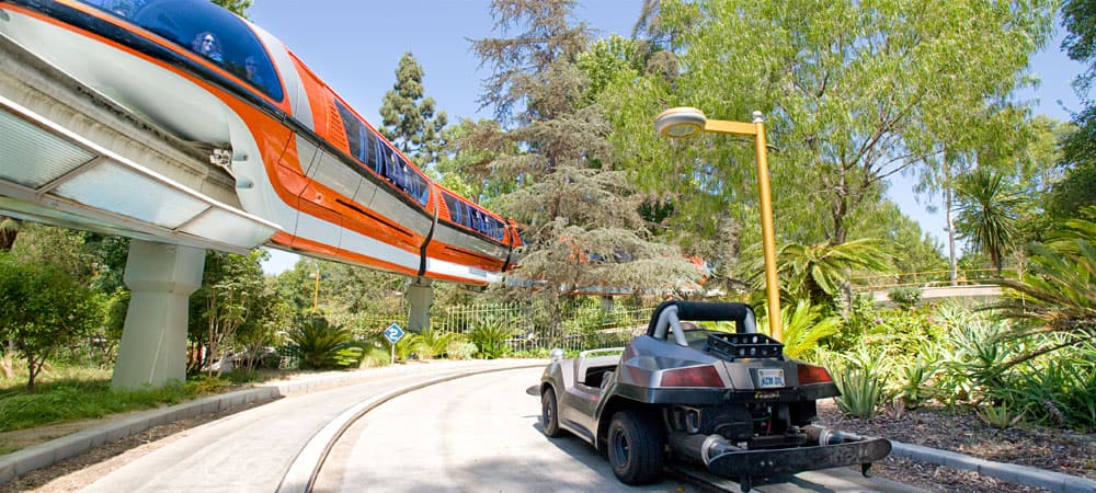 Image result for autopia disneyland california