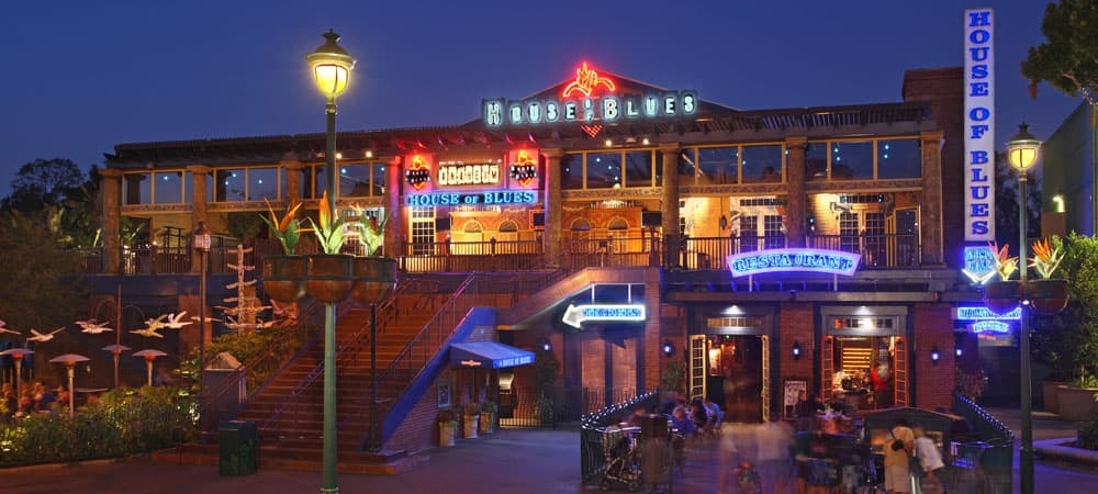 House of Blues Exterior