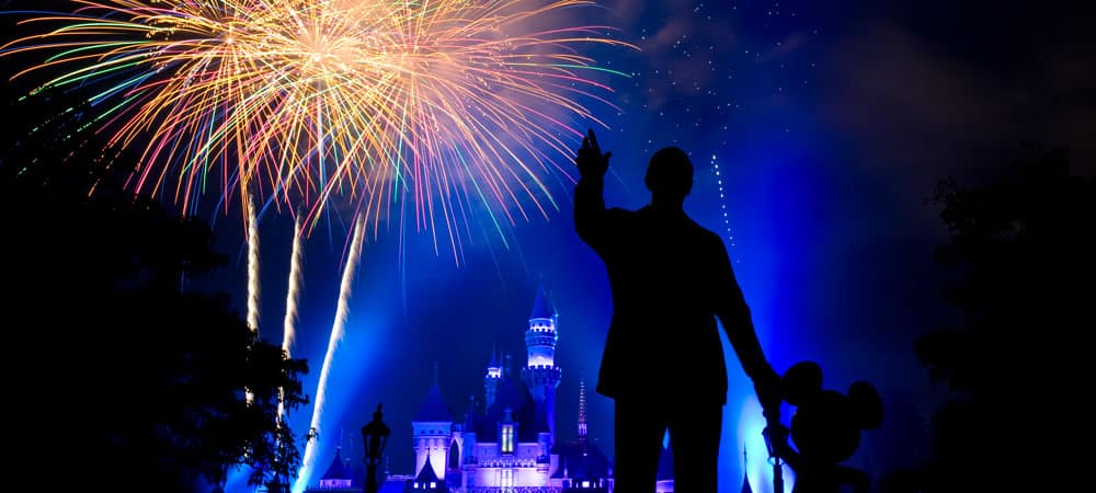 Image result for disneyland fireworks