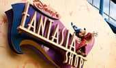 Sign: Disney's Fantasia Shop