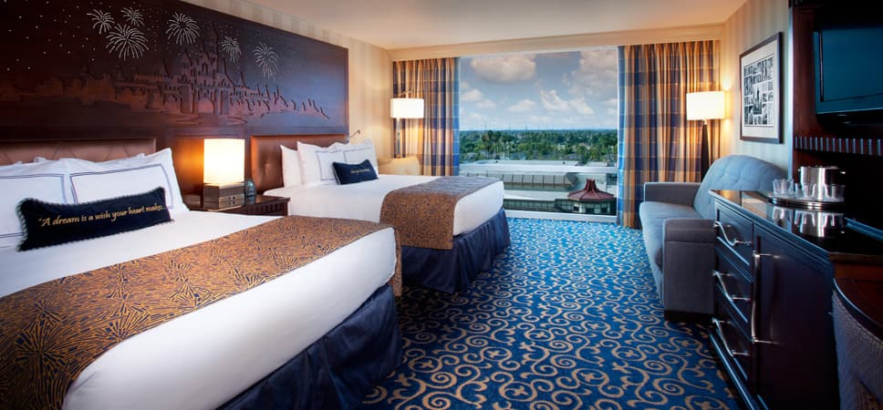 What S New Disneyland Hotel Disneyland Resort