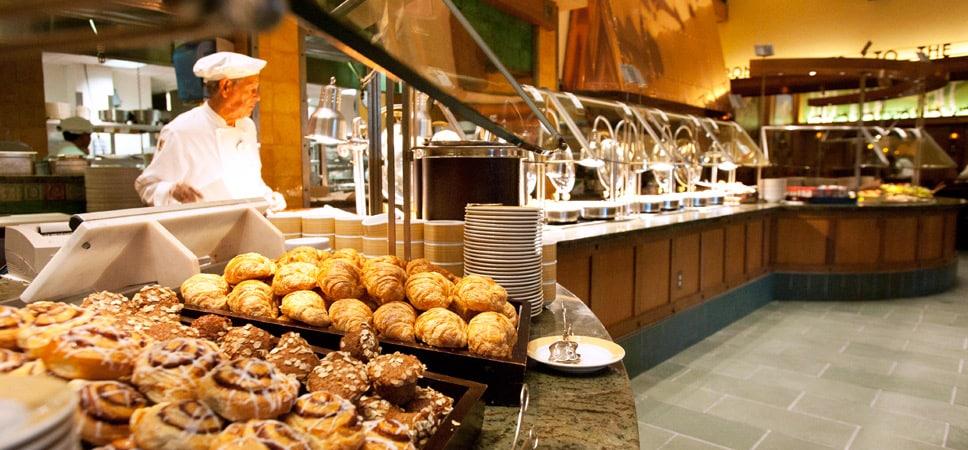 Grand Hotel Toronto Breakfast Buffet