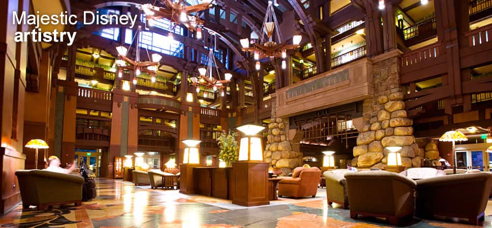 Disney S Grand Californian Hotel Spa