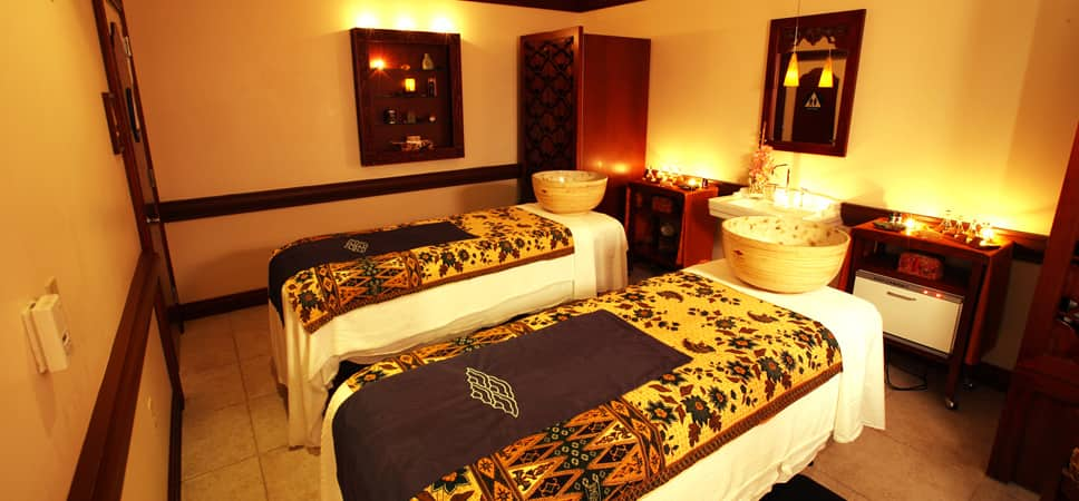 Mandara Spa Grand Californian Hotel Disneyland Resort