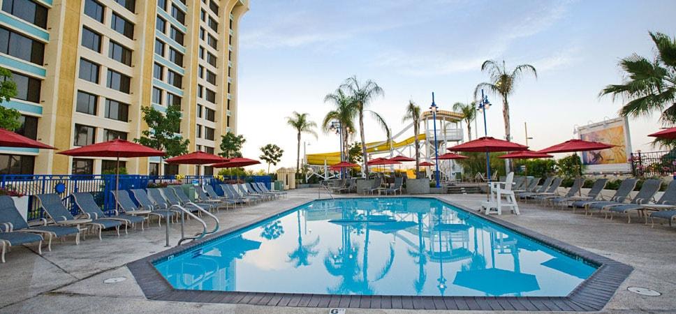 Hotel Rooms Disneyland Ca
