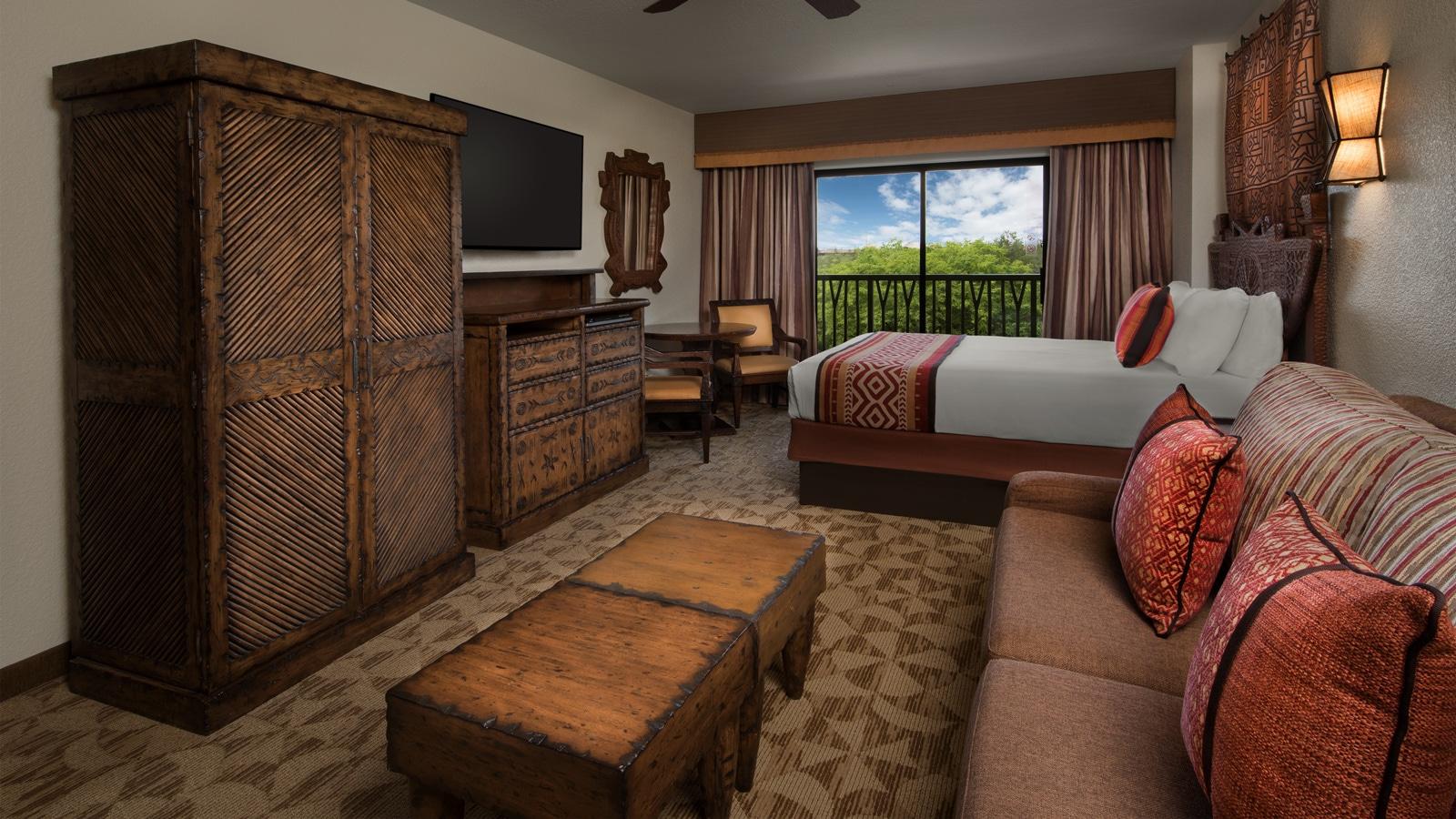 Rooms Amp Points Disney S Animal Kingdom Villas Jambo House Disney Vacation Club