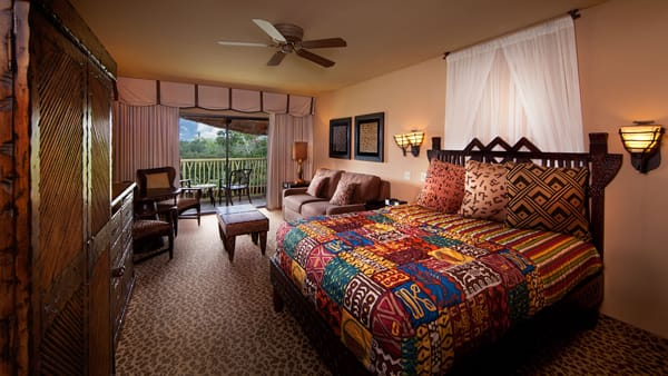 Points Rooms on Disney Vacation Club Floor Plans
