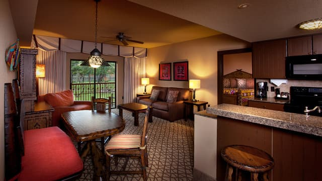 Animal kingdom lodge villas 2 bedroom