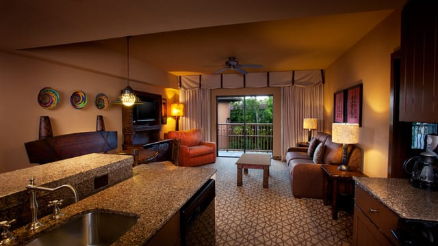 Rooms Amp Points Disney S Animal Kingdom Villas Kidani