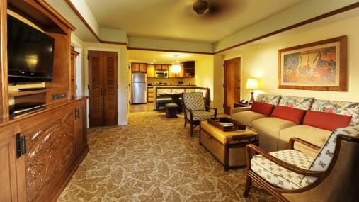 Rooms Points Aulani Disney Vacation Club Villas Ko