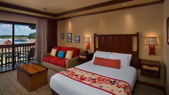Rooms Amp Points Disney S Polynesian Villas Amp Bungalows