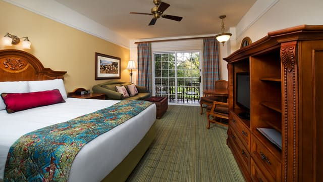 Rooms Amp Points Disney S Saratoga Springs Resort Amp Spa