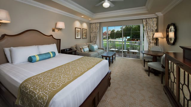 Rooms Amp Points The Villas At Disney S Grand Floridian